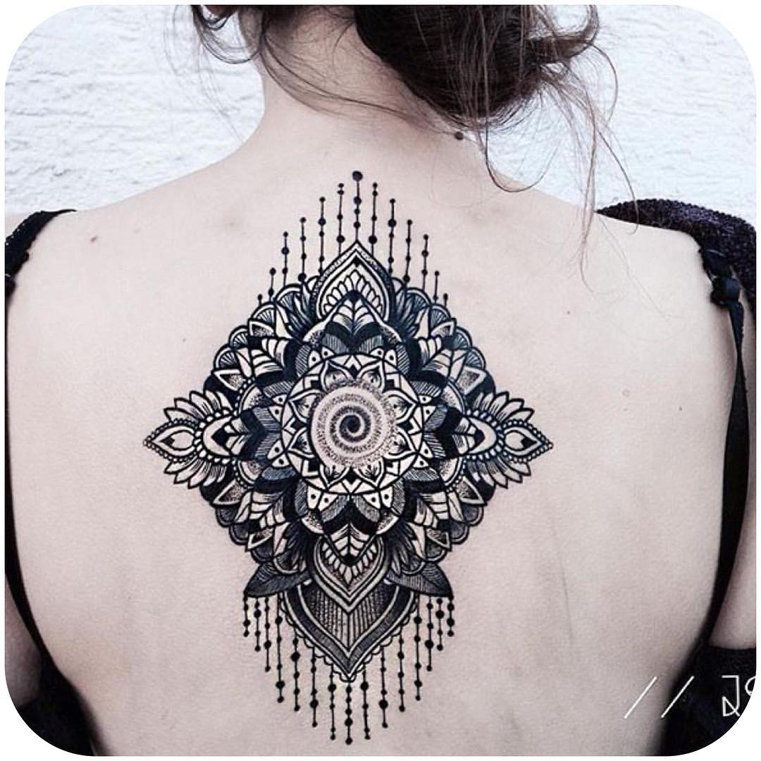 100 Awesome Back Tattoo Ideas For Your Inspiration Cuded