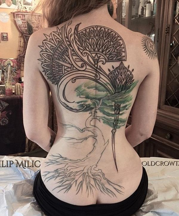 back-tattoo-for-women-66
