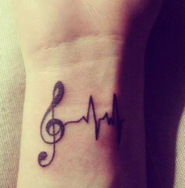 tatouage phrase poignet