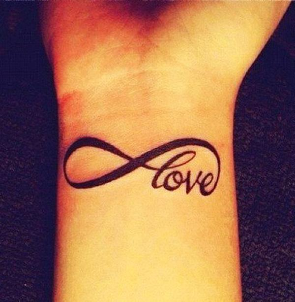 e1ac316b48856 45 Infinity Tattoo Ideas | Art and Design