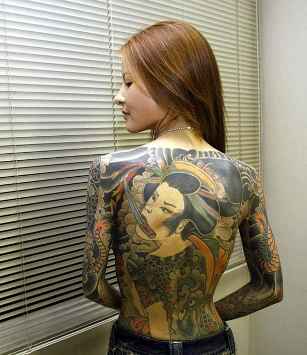 Japanese Tattoo 55 Awesome Japanese Tattoo Designs