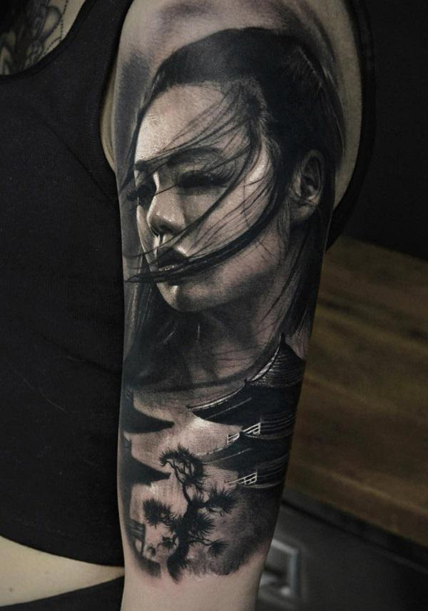 55+ Awesome Japanese Tattoo Designs | Art and Design