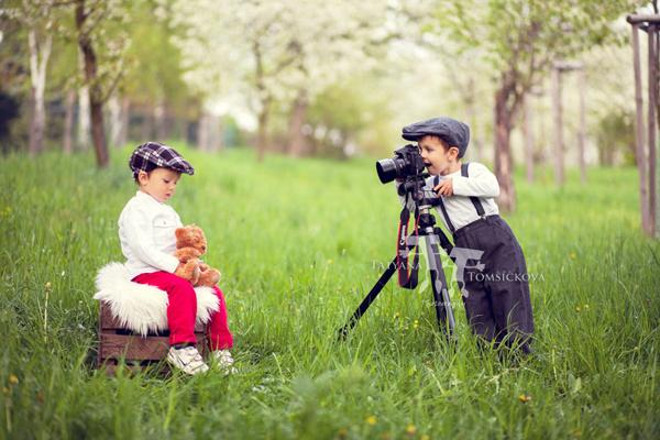 Photography Guide : Taking Shot the Kids