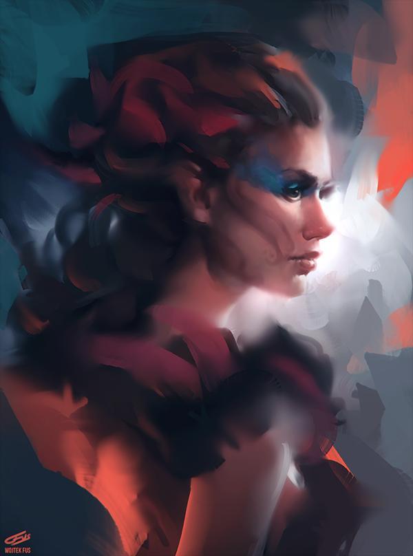 Digital Art by Wojtek Fus | Art and Design