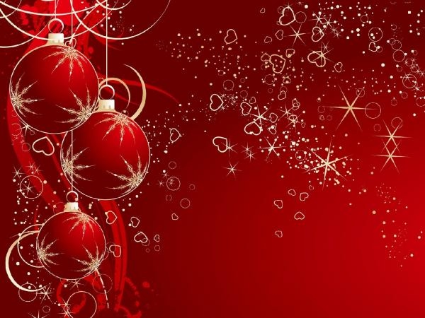 1 red christmas background600 450