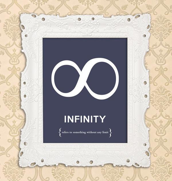 Infinity Symbol Art And Design