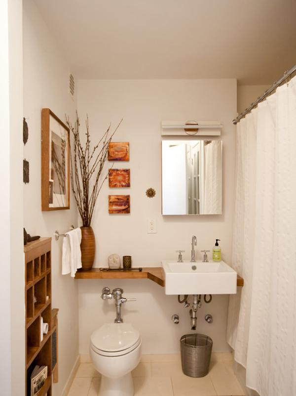 Beautiful small bathroom Cozy Small Bathroom Ideas uc uc