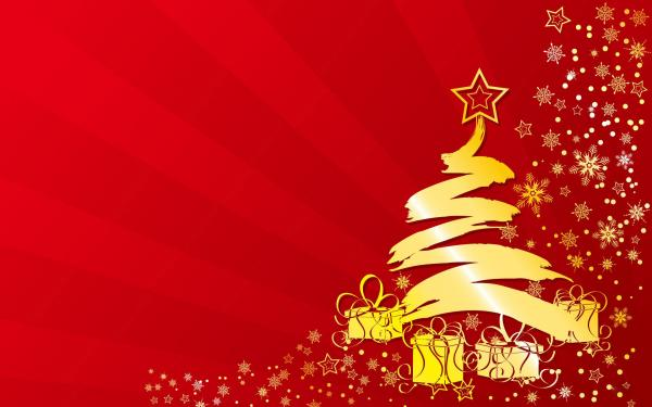 Christmas Background Hd Images.50 Red Christmas Wallpapers Art And Design