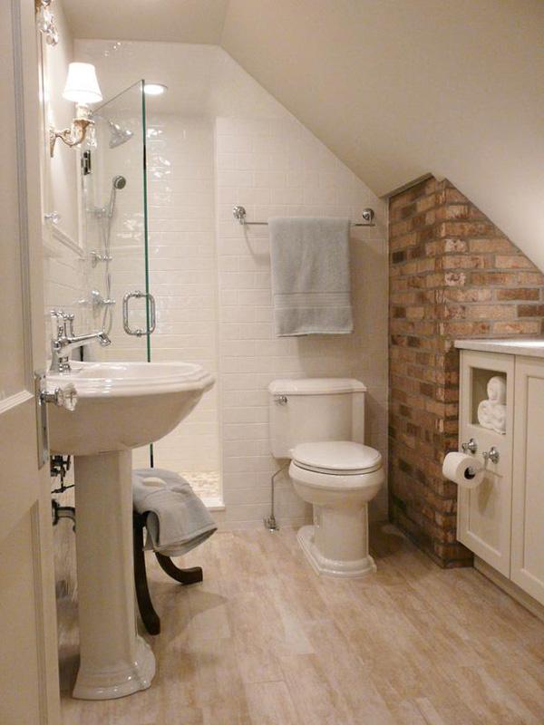 Nice small bathroom Cozy Small Bathroom Ideas uc uc