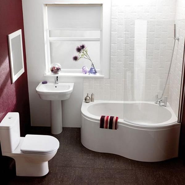 Cozy Small Bathroom Ideas Art And Design - Small bathroom designs with tub for small bathroom ideas