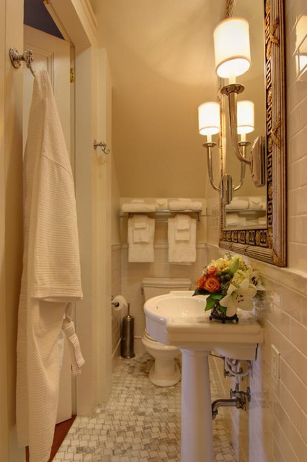 Ideal small bathroom Cozy Small Bathroom Ideas uc uc