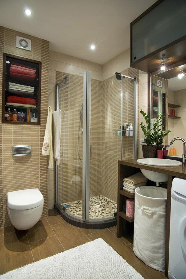 Perfect small bathroom Cozy Small Bathroom Ideas uc uc
