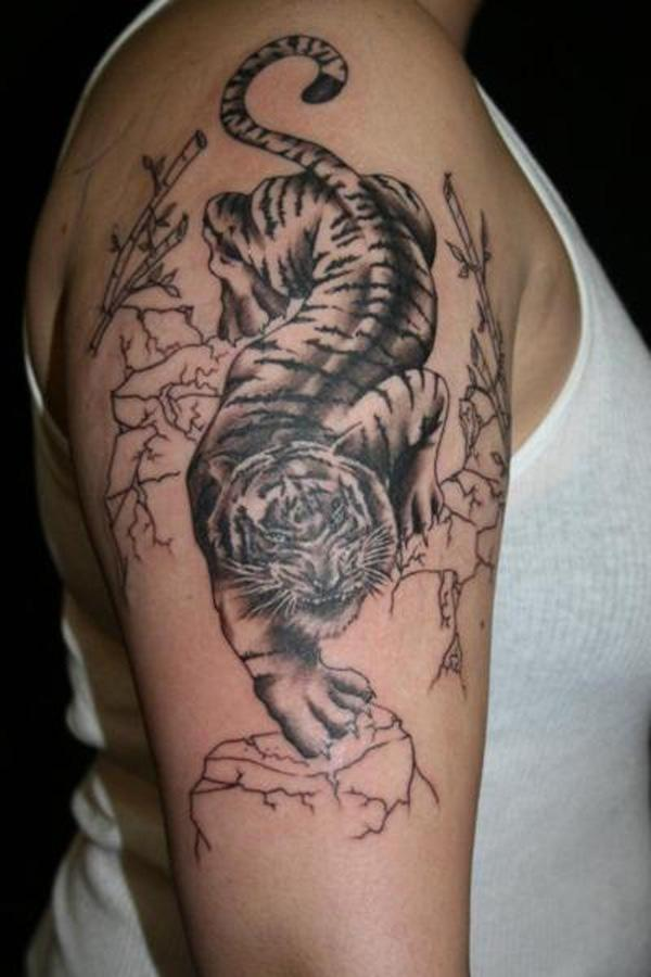 2a22348e8 40 Quarter Sleeve Tattoos | Art and Design