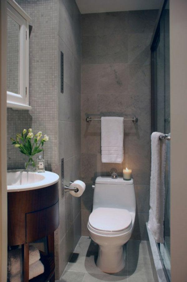 Lovely small bathroom Cozy Small Bathroom Ideas uc uc
