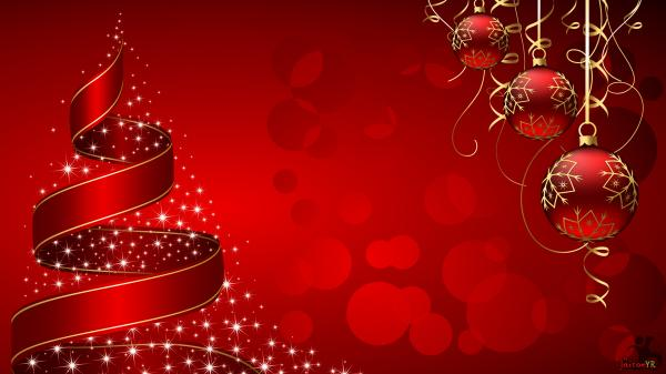 christmas tree wallpaper 50 red christmas wallpapers