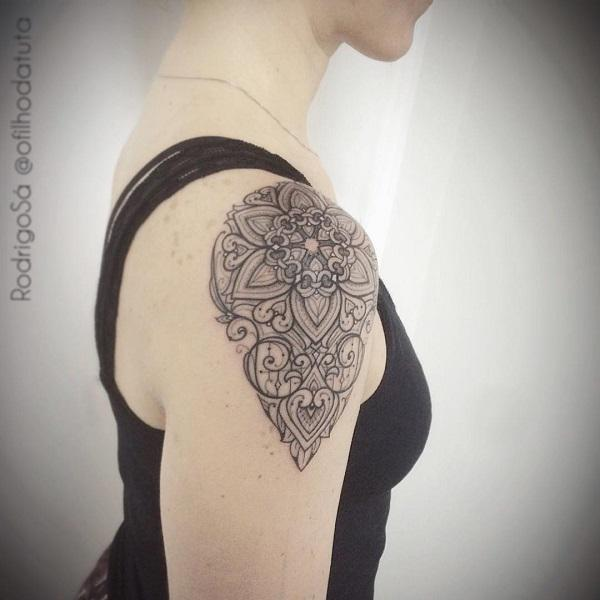 570e462aa 70 Awesome Shoulder Tattoos | Art and Design