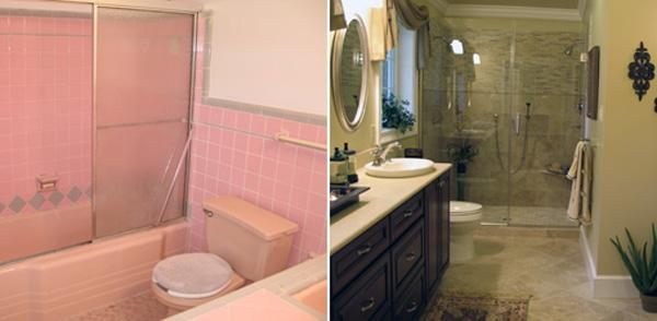 bathroom-remodel-before-after - 55+ Bathroom Remodel Ideas 3> !