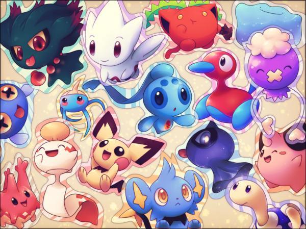 50 Lovely Pokemon Wallpapers Art And Design