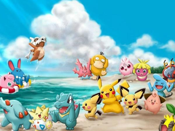 50 Lovely Pokemon Wallpapers Cuded