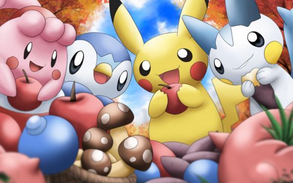50 Lovely Pokemon Wallpapers   Art and