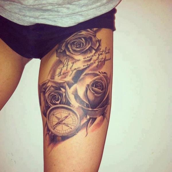 e184dcf9a Leg Tattoo - 60 Incredible Leg Tattoos <3 <3 ...