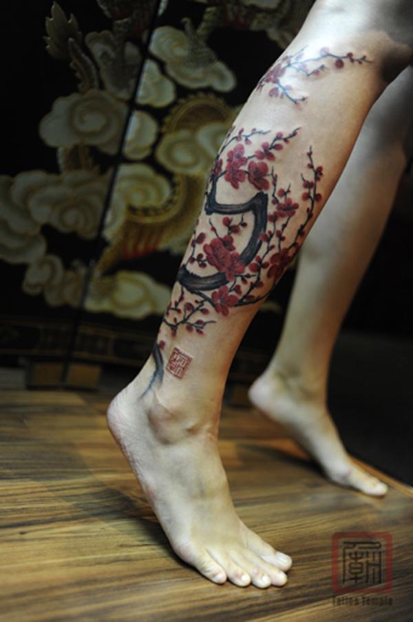 60 Incredible Leg Tattoos