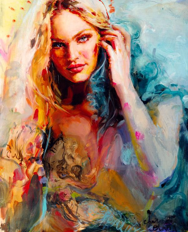 Paintings By Charmaine Olivia Art And Design