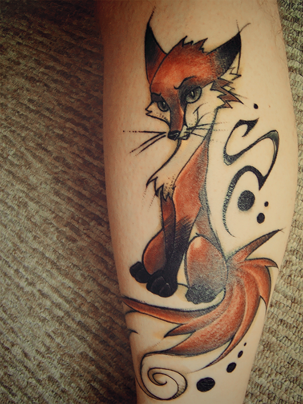 50 Examples Of Fox Tattoo Art And Design