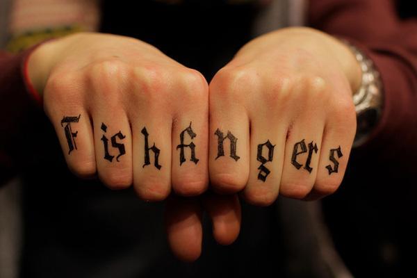 0b2020203651b Font finger tattoo - 55+ Cute Finger Tattoos <3 <3 ...