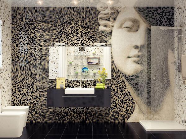 Inspirational Where neoclassicism meets pop art