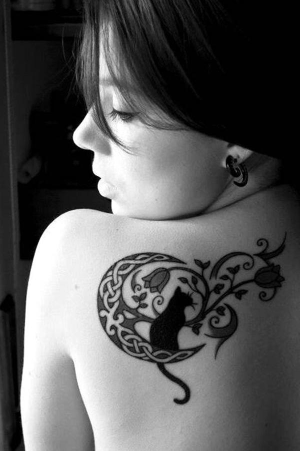 50 Examples Of Moon Tattoos Art And Design