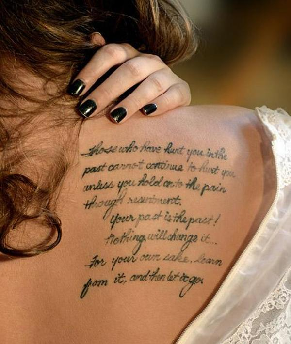 tattoo quotes for girls - photo #29