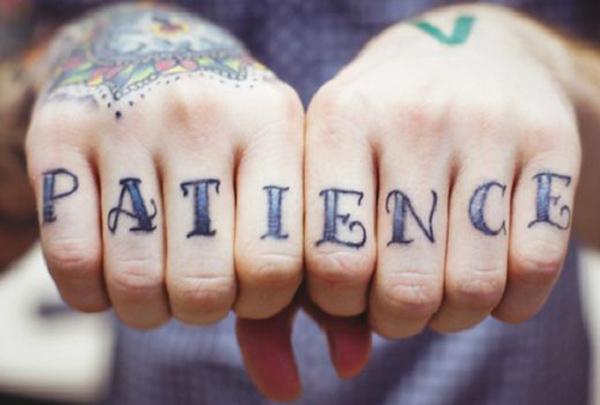 be82de5fa87ca Finger Tattoo - 55+ Cute Finger Tattoos <3 <3 ...