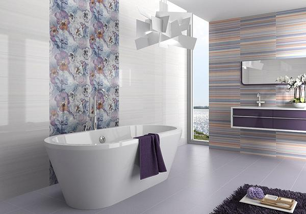 Stunning Clean and pure a bathroom for those who love sobriety