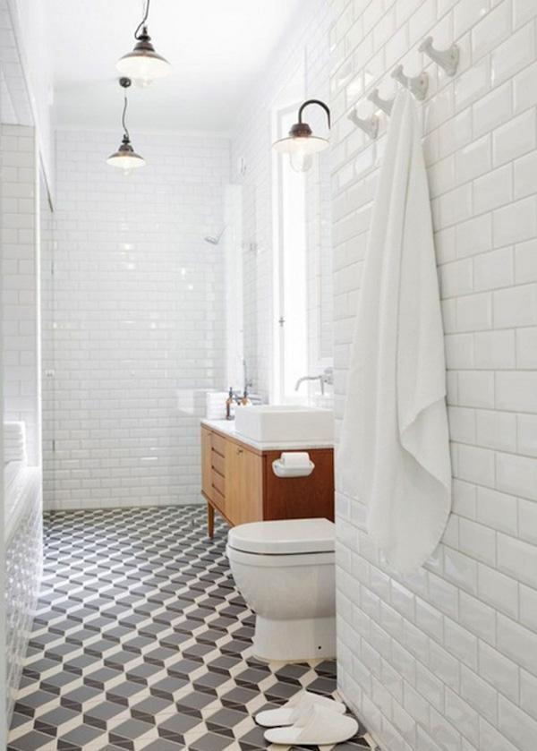 65+ Bathroom Tile Ideas | Art and Design