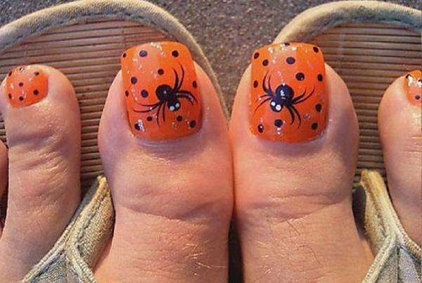 (首发)2014脚趾甲美甲设计作品集---看看有没有你喜欢