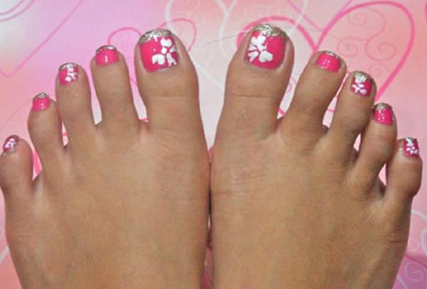 30+ Toe Nail Designs | Art and Design