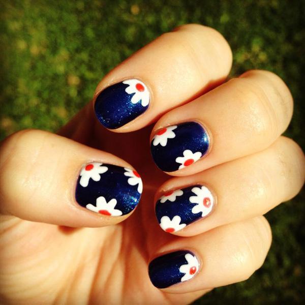 35 unique nail designs art and design spring nail art 35 unique nail designs 3 3 prinsesfo Choice Image