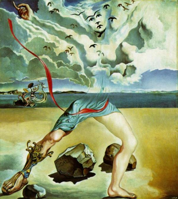 15 Surrealistic Salvador Dali Paintings | Art and Design
