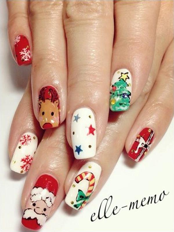 40+ Cute Nail Designs | Art and Design