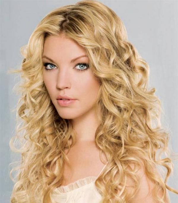 Прически на длинные волосы с завивкой