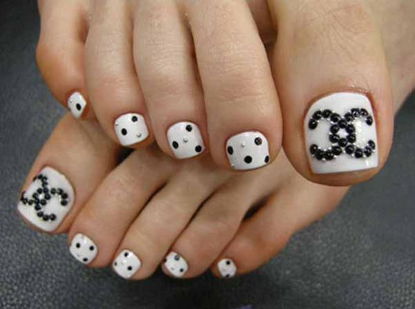 30 Toe Nail Designs Art And Design Nails Ideas