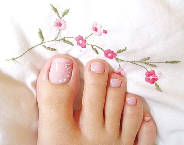 30 toe nail designs art and design simple toe nail designs 30 toe nail designs prinsesfo Choice Image