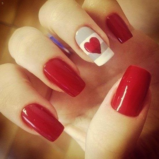 40+ søte negle designer