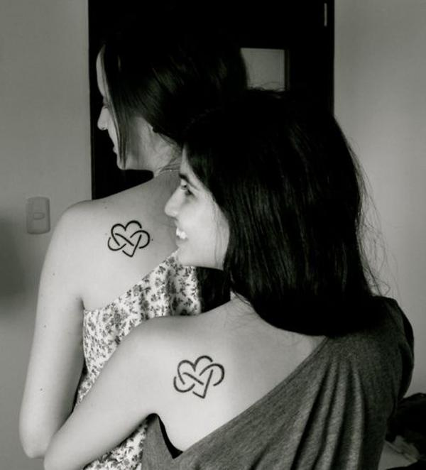 50 Sister Tattoos Ideas Art And Design