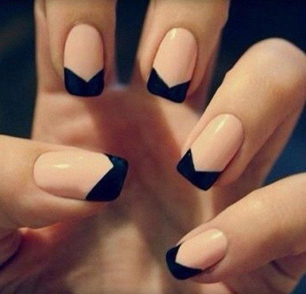 A simple nail polish, more or less expensive, can be treated as a normal ... - 65 Examples Of Nail Art Design Art And Design