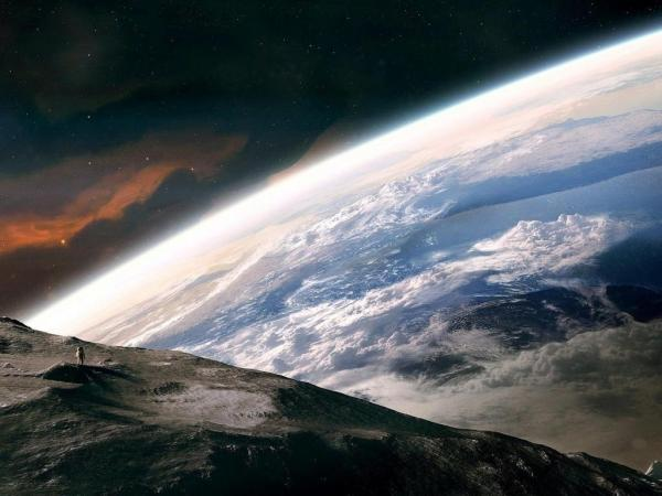 50 Spectacular Space Wallpapers Art And Design