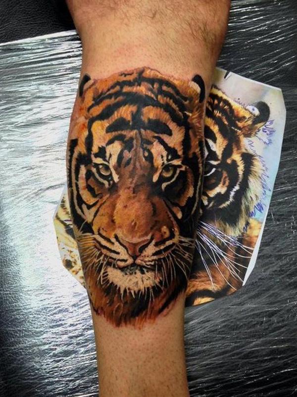 df3e81402 Tiger Tattoo - 55 Awesome Tiger Tattoo Designs <3 <3 ...