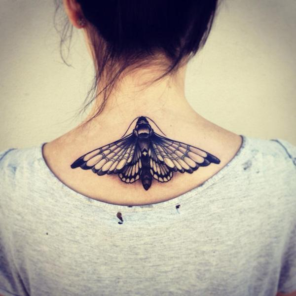 4b9ac7f3d Butterfly girly tattoos - 50 Examples of Girly Tattoo <3 <3 ...