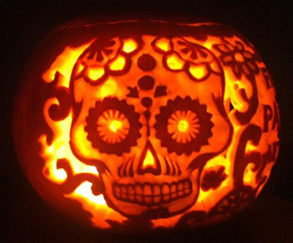Pumpkin carving ideas - 50+ Creative Pumpkin Carving Ideas <3 <3 ...